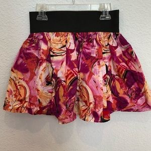 Size Small Floral Skirt